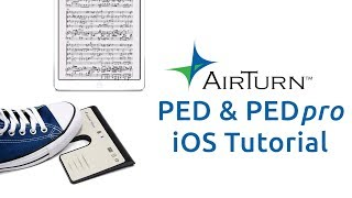 PED and PEDpro iOS Tutorial
