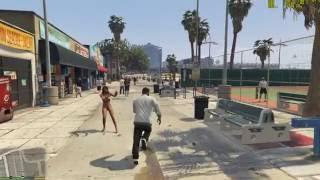 Grand Theft Auto V ULTRA I3 6100 GTX 950