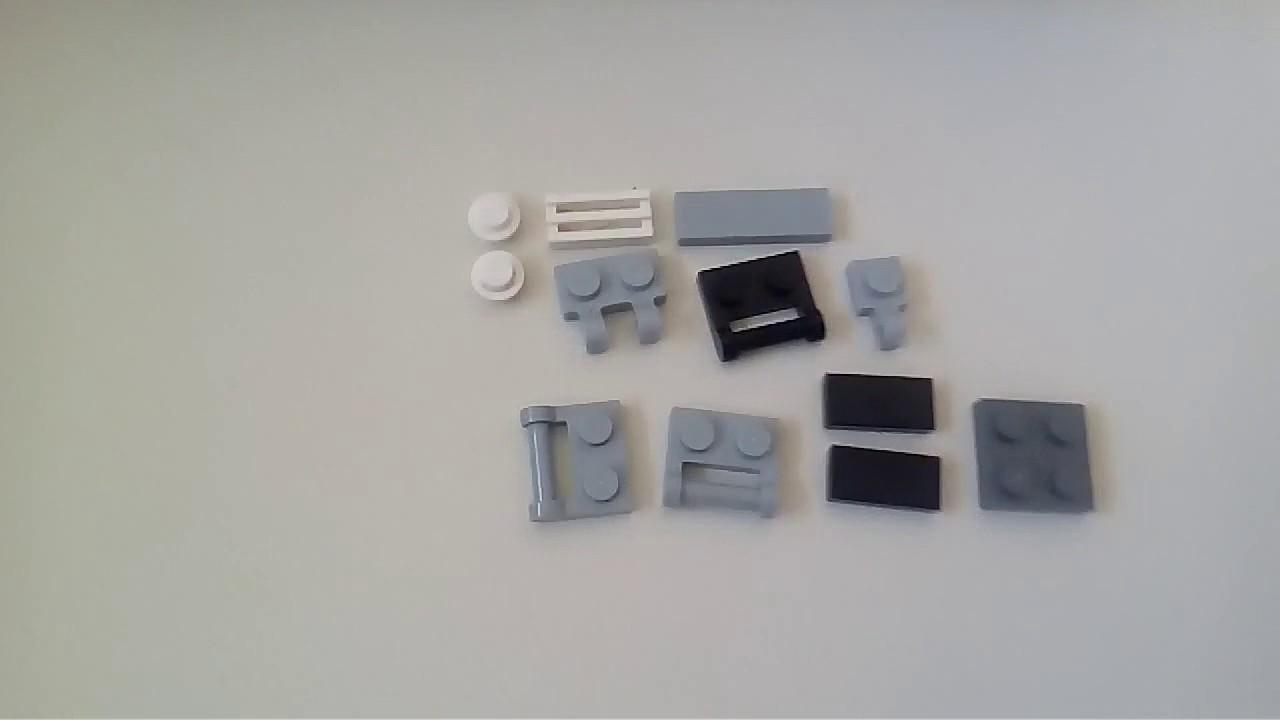 Come Costruire Una Sdraio.Come Costruire Una Sdraio Lego Youtube