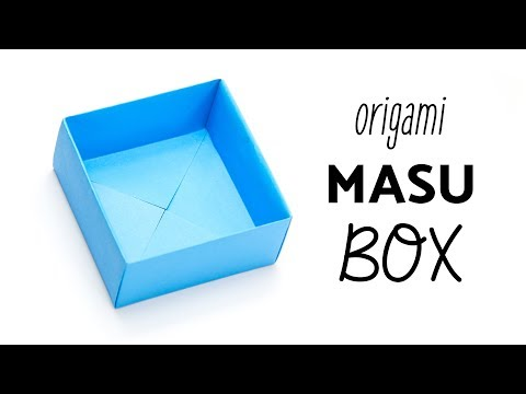 easy-origami-masu-box-tutorial---easiest-method---paper-kawaii