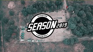 Scooter Season Opening 2019!