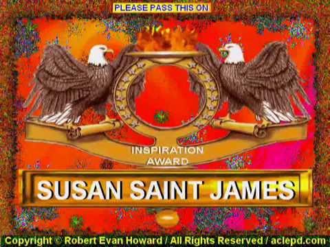 Susan Saint James inspiration award