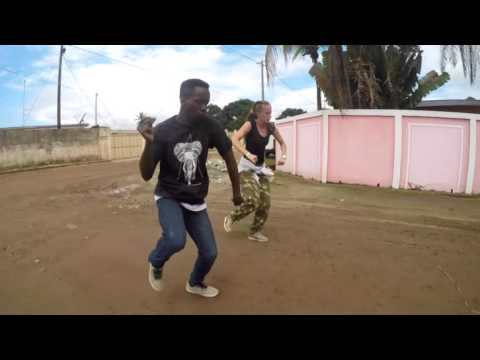 BASKO #Zyeute Dance# Feat Joanna Swidish Familly (SUEDE)