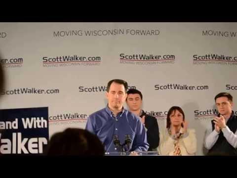 Scott Walker Campaign Kickoff