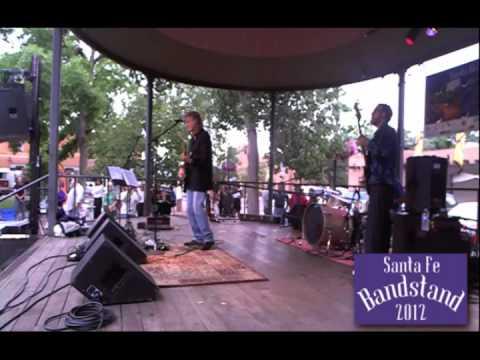 John Kurzweg Performs Santa Fe Bandstand 2012
