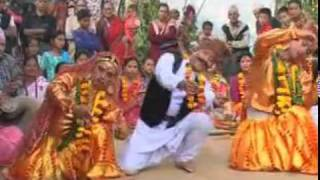 NEPALI PURBELI SONG - YouTube.flv