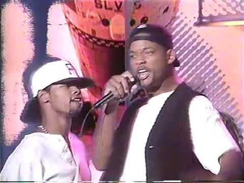 BOOM SHAKE THE ROOM-FRESH PRINCE-LIVE ARSENIO HALL