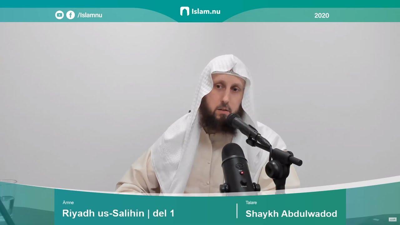 Riyadh us-Salihin del 1