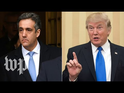 Trump instructed Cohen to lie to Congress about Moscow project, report says