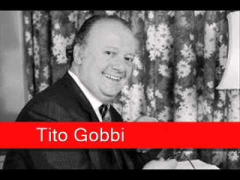 Tito Gobbi: Mozart - Don Giovanni,