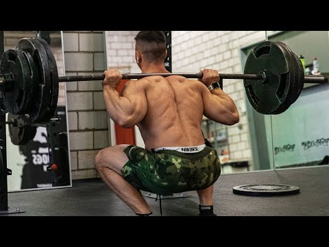Top 5 Exercises for BIGGER LEGS - the PERFECT LEG workout