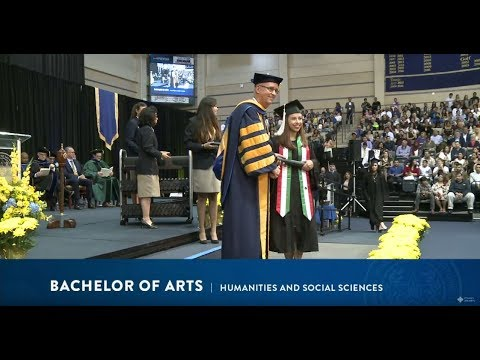 165th annual Spring Commencement
