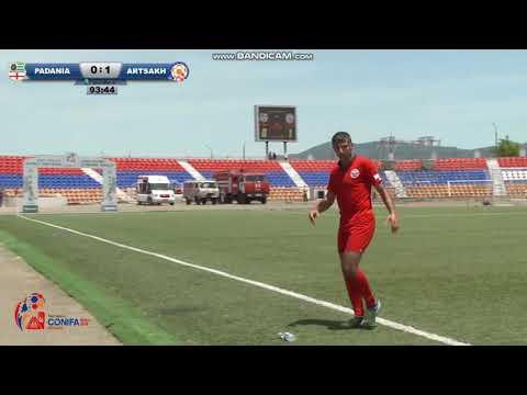 ConIFA2019. Artsakh - Padania 2-0
