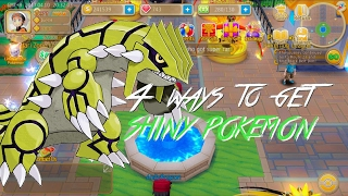 4 Ways To Get Shiny Pokemon in Monster Park