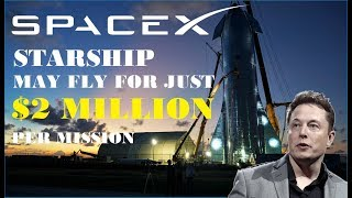 Download SpaceX Starship Update    Building Mars city starts with super-cheap Starship launches- Elon Musk Mp3 and Videos