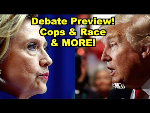 Debate Preview! Cops & Race - Bill Maher, Gary Johnson & MORE! LV Sunday LIVE Clip Roundup 179