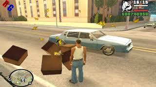 Secret Sky Box Location in GTA San Andreas! (Hidden Place) #RAJPOOTGAMER