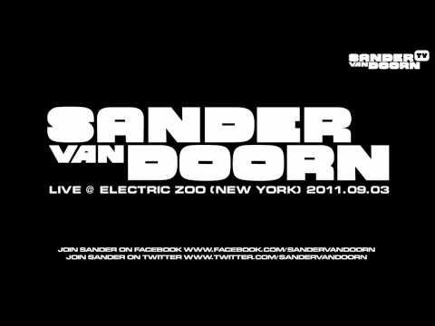 Sander van Doorn Live @ Electric Zoo (New York) - 2011.09.03. [HD]