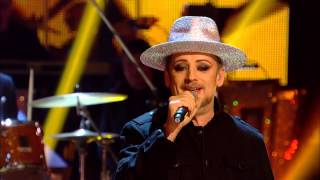 Karma Chameleon - Culture Club (Strictly Come Dancing results show on Sunday October 26th 2014)