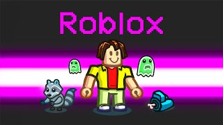 *NEW* ROBLOX ROLE in Among Us
