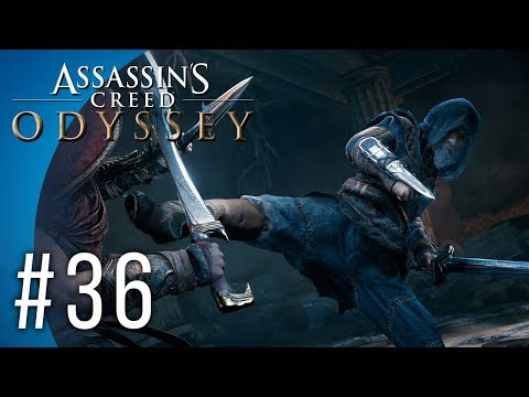 Assassin's Creed: Odyssey #36 (Hidden Blade DLC) thumbnail