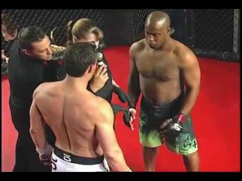 Ross Miller MMA fight