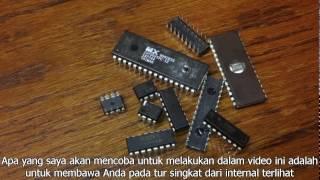 Download Video Oh Ternyata Ini Yang Ada Didalam Sebuah Microchip Atau IC MP3 3GP MP4