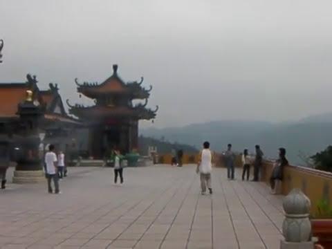My China JinTai Buddhist Temple  Doumen Guangdong Restoration complete