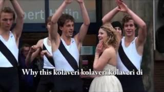 """Why this Kolaveri Di?"" goes Dutch"