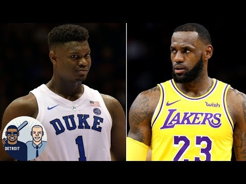 Richard Jefferson compares Zion Williamson to LeBron James | Jalen & Jacoby