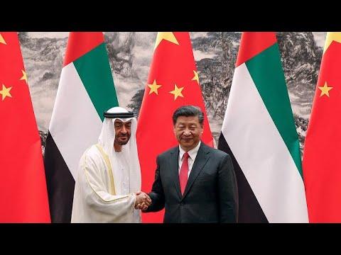بن زايد من الصين: الإمارات حريصة على سلامة الملاحة الدولية في الخليج…  - نشر قبل 37 دقيقة