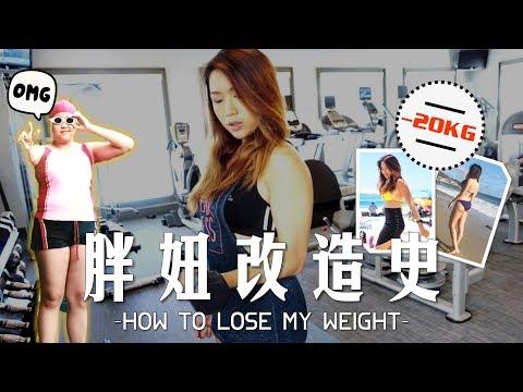從減肥到健身的心路史:如何正確、健康瘦身20公斤 How I Lose My Weight #20kg Maggie