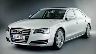 all new audi a8 l w12 quattro 2011