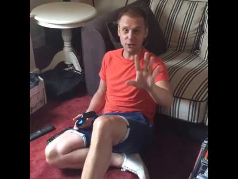 Armin van Buuren Welcome To The ''mancave''