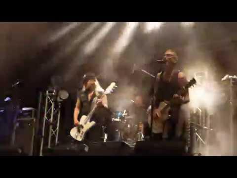 The Bones - Denial live @ Nord Open Air Essen 29.07.2016