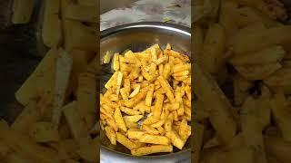 Рецепт картошки фри Быстро и вкусно