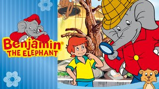 Benjamin the Elephant Thieves in the Zoo FULL EPISODE
