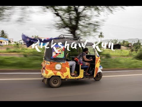 Rickshaw Run - August 2017