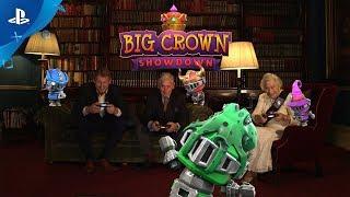 Big Crown: Showdown - Royal Ruckus Trailer | PS4
