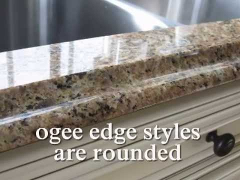 Ogee Edge For Granite Countertops