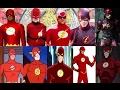 Flash - Evolution in TV & movies
