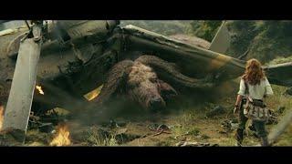 Kong Skull Island- Kong Saves Sker Buffalo part (2/10) |2017|