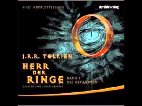 Die Gefährten (Der Herr der Ringe 1) YouTube Hörbuch Trailer auf Deutsch