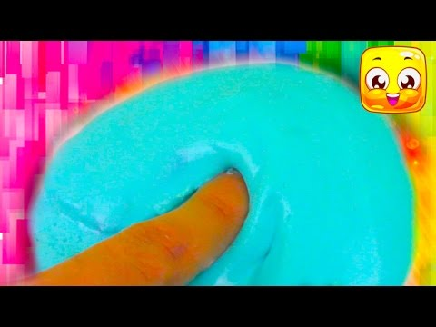 How to Make Dish Soap Slime without Glue, Contact Solution, Eye drops, Salt! No Glue Easy Slime!