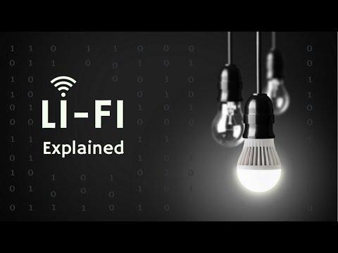 Li-Fi Explained