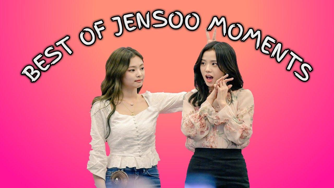 Best of JENSOO Moments (BLACKPINK JENNIE & JISOO) |#WorldStarJISOODay PART 3