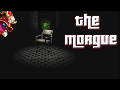First Time Playing A Horror Game (The Morgue)