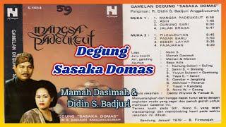 Degung Mangsa Padeukeut - Mamah Dasimah \\u0026 Didin S  Badjuri (Full Album)