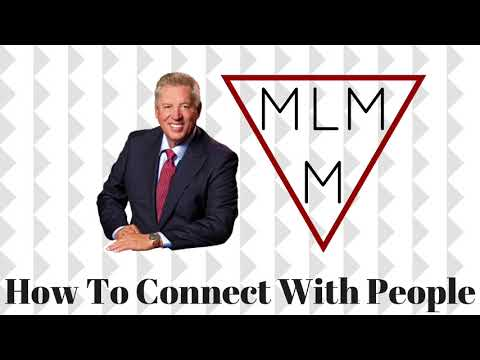 John Maxwell - How To Connect With People
