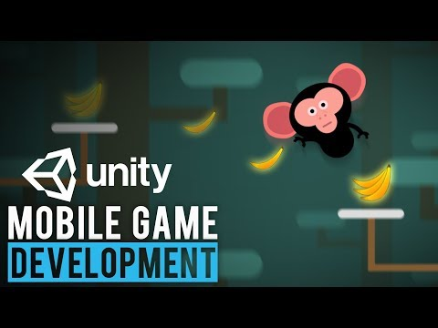 Unity Mobile Game Development | Create A 2D Mobile Game